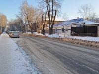 Yekaterinburg, st Voykov, house 70. Private house