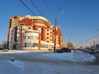 neighbour house: st. Frontovykh brigad, house 7. Apartment house
