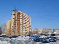 Yekaterinburg, st Yaroslavskaya, house 27. Apartment house