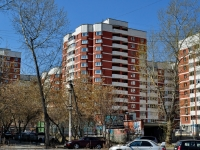 Yekaterinburg, st Gotvald, house 6 к.3. Apartment house