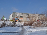 Yekaterinburg, st Gotvald, house 11. Apartment house