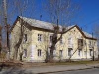 Екатеринбург, улица Артинская, дом 28. многоквартирный дом
