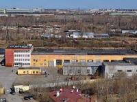 Екатеринбург, улица Майкопская, дом 43. производственное здание