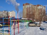 Екатеринбург, улица Бебеля, дом 118. многоквартирный дом.