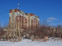 Екатеринбург, улица Бебеля, дом 126. многоквартирный дом.