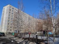 Екатеринбург, улица Бебеля, дом 154. многоквартирный дом.