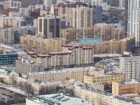 叶卡捷琳堡市, Uritsky st, 房屋 7. 公寓楼