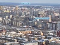 Екатеринбург, Асбестовский переулок, дом 3/2. многоквартирный дом