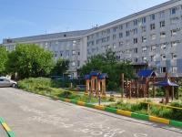 Екатеринбург, Асбестовский переулок, дом 4. офисное здание