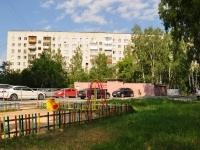 Екатеринбург, Асбестовский переулок, дом 7. многоквартирный дом