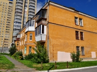 Yekaterinburg, alley Sharonev, house 23А. Apartment house