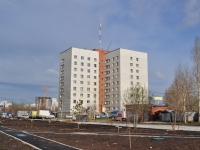 Yekaterinburg, st Prostornaya, house 85. Apartment house