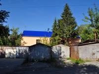 Yekaterinburg, alley Lobachevsky. office building