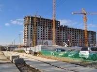 Екатеринбург, улица Авиаторов. строящееся здание