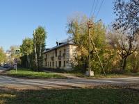 Екатеринбург, улица Ракетная, дом 3. многоквартирный дом