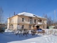 Екатеринбург, улица Севастопольская, дом 2. многоквартирный дом
