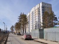 Екатеринбург, улица Анатолия Муранова, дом 12. многоквартирный дом