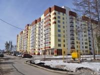 Екатеринбург, улица Анатолия Муранова, дом 18. многоквартирный дом