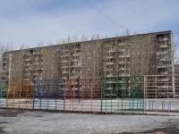 Екатеринбург, улица Автомагистральная, дом 13. многоквартирный дом