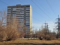 Екатеринбург, улица Автомагистральная, дом 25. многоквартирный дом