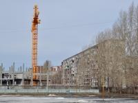 Екатеринбург, улица Автомагистральная. строящееся здание