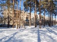 Берёзовский, улица Горького, дом 24. многоквартирный дом
