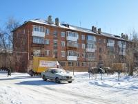 Берёзовский, улица Горького, дом 4А. многоквартирный дом