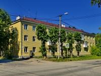 Берёзовский, улица Чапаева, дом 37. многоквартирный дом