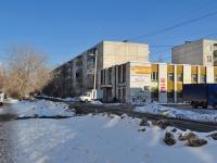 Берёзовский, улица Энергостроителей, дом 2. многоквартирный дом