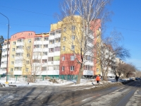 Берёзовский, улица Энергостроителей, дом 7. многоквартирный дом