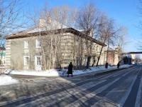 Берёзовский, улица Энергостроителей, дом 25. многоквартирный дом