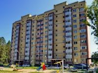 Берёзовский, улица Академика Королёва, дом 8Б. многоквартирный дом