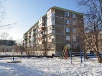 Берёзовский, улица Академика Королёва, дом 4. многоквартирный дом