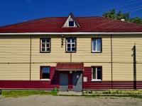 Берёзовский, улица Декабристов, дом 15А. многоквартирный дом