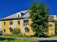 Берёзовский, улица Декабристов, дом 17А. многоквартирный дом