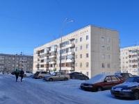 Берёзовский, улица Загвозкина, дом 16. многоквартирный дом