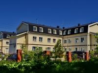 Берёзовский, улица Исакова, дом 20. офисное здание
