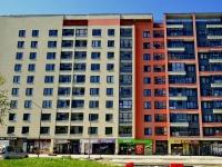 Берёзовский, улица Красных Героев, дом 16. многоквартирный дом