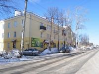 Берёзовский, улица Красных Героев, дом 2. многоквартирный дом