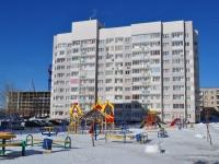 Берёзовский, улица Театральная, дом 2/1. многоквартирный дом