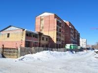 Берёзовский, улица Февральская, дом 16. строящееся здание