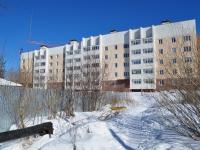 Берёзовский, улица Февральская, дом 24. многоквартирный дом