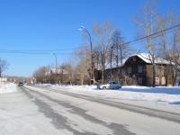 Берёзовский, улица Строителей, дом 2. многоквартирный дом
