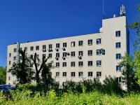 Берёзовский, улица Строителей, дом 4. офисное здание