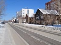 Берёзовский, улица Строителей, дом 5. многоквартирный дом
