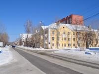 Берёзовский, улица Строителей, дом 6. многоквартирный дом