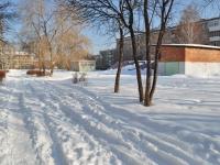 Берёзовский, улица Косых. хозяйственный корпус