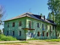 Берёзовский, улица Циолковского, дом 3. многоквартирный дом