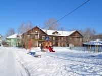 Берёзовский, улица Циолковского, дом 4. многоквартирный дом