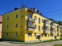 Берёзовский, улица Циолковского, дом 12. многоквартирный дом